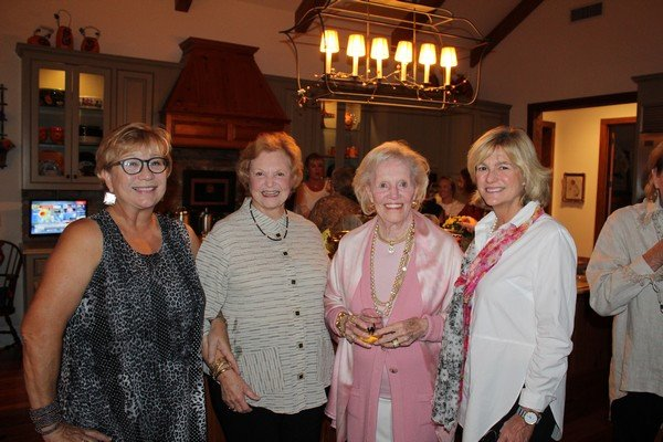 Rhonda Hicks, Anne Welchel, Martha Ellis, Bonney Shuman