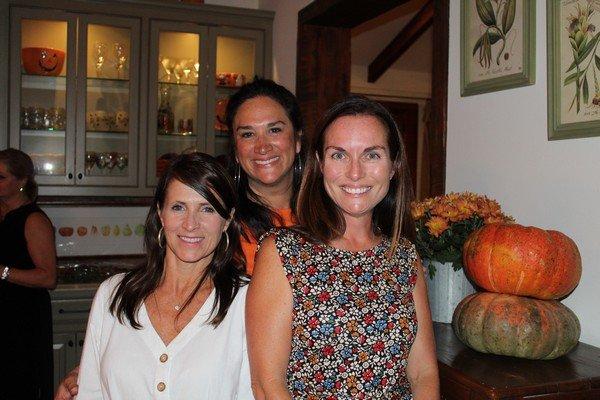 Melissa Stroud, Jennifer Butler, Lisa Sasser