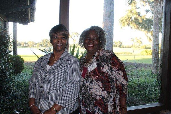 Shirley Gibbs, Margaret Gant
