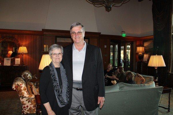 Sarah and Tony Kreimborg