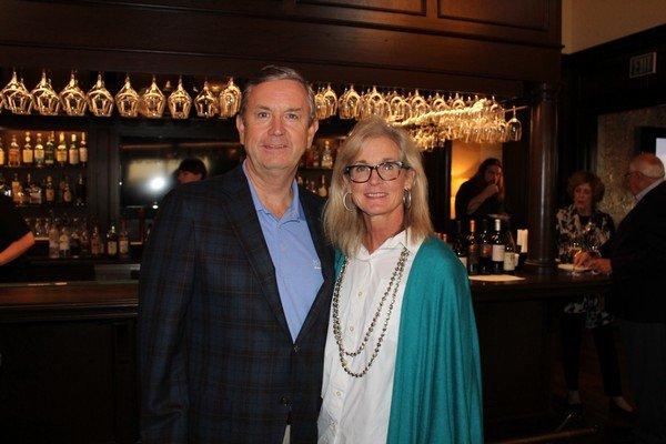 Wayne and Donna Johnson