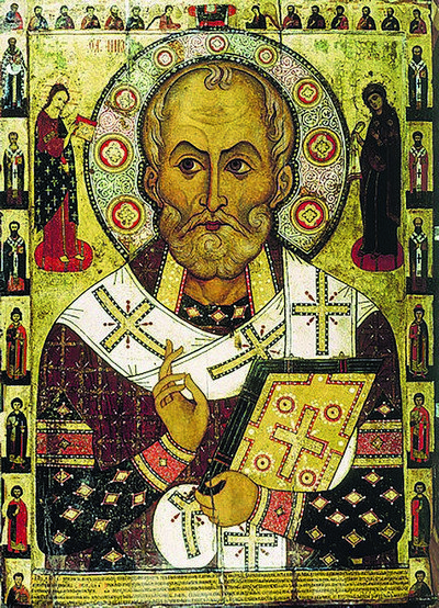 St. Nicholas Bishop of Myra
