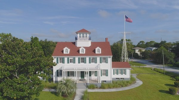 World War II Home Front Museum and Historic Coast Guard Station