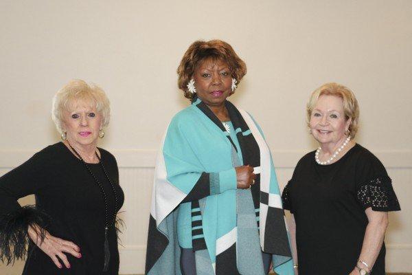 Georgia Hanna, D'Wanda Lee, Elizabeth LeSueur