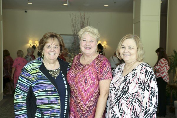 Janice Miller, Emelia Stambaugh, Colleen Ortman