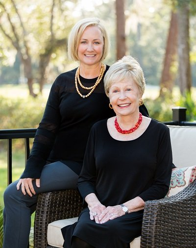 Ashley Seabolt and Tootsie Murray George Keller Williams Golden Isles Realty