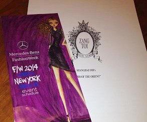 Fashion Week & House of Toi Programs