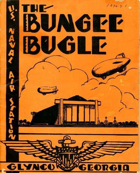 Bungee Bugle NAS Glynco