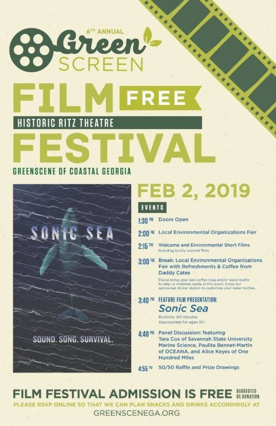 GreenScreen Film Festival 2019