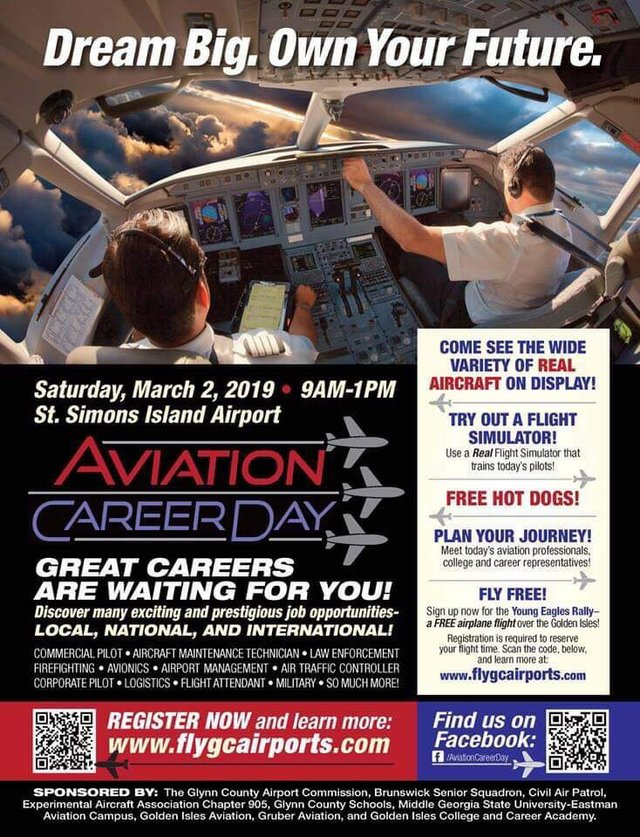 Aviation Career Day 2019