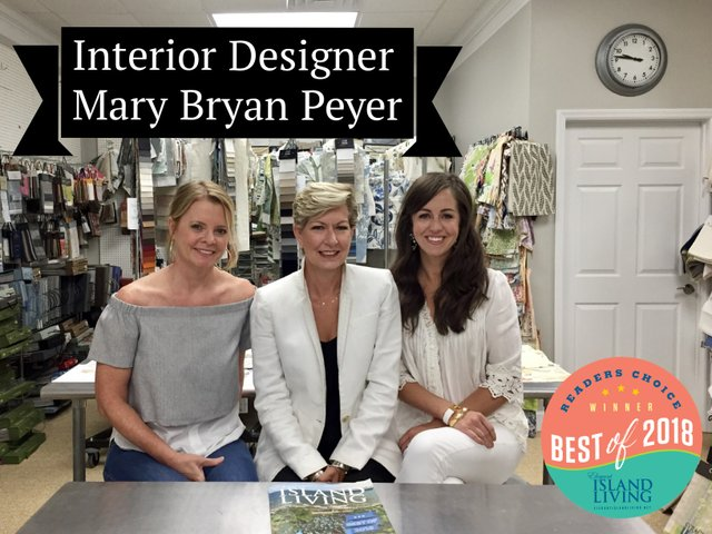 Interior Designer Mary Bryan Peyer