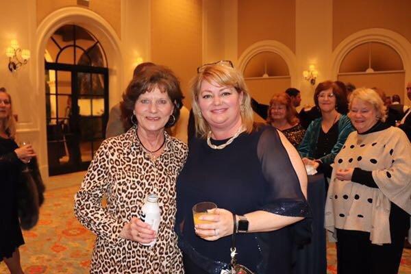 Joan Ware, Sherri Pruitt
