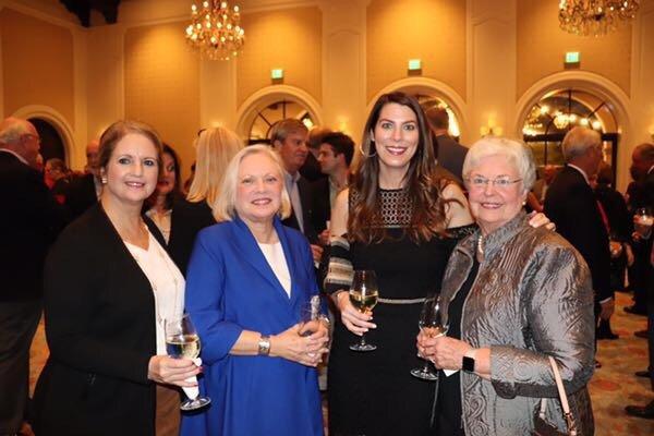 Deb Luginbuhl, Emily Ellison, Sarah Baker, Frances McCrary