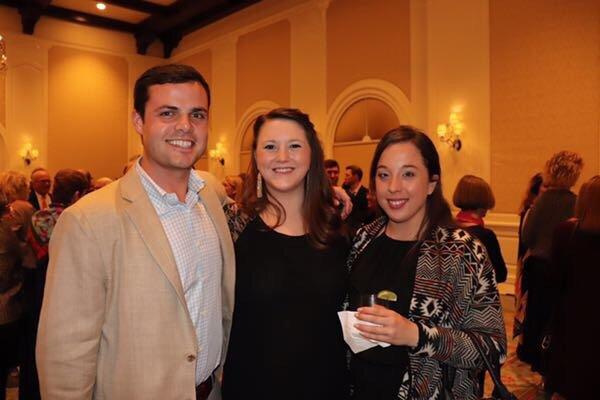 Daniel Whitford, Annie Poore, Paige Hansen