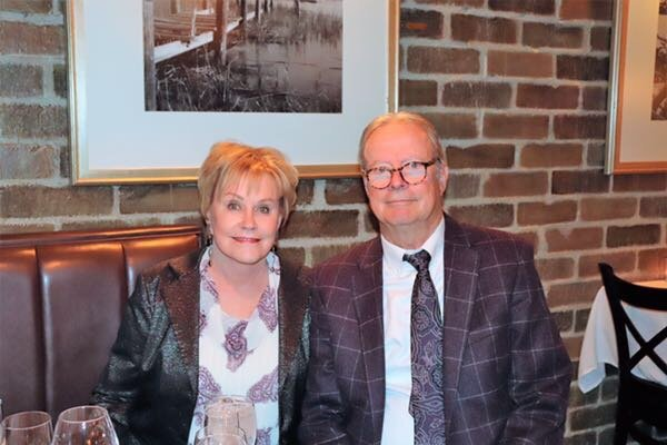 Lynne and Larry Sechler