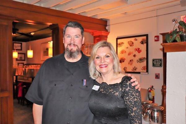 Chef Tim Lensch, Susan Ryals