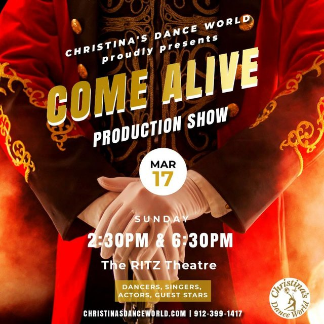 Come Alive Production Show