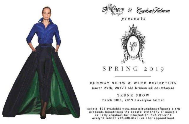 Zang Toi Fashion Show Spring 2019
