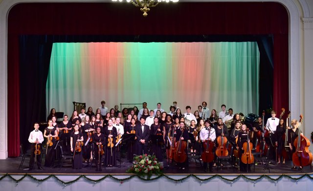 Golden Isles Youth Orchestra 2019