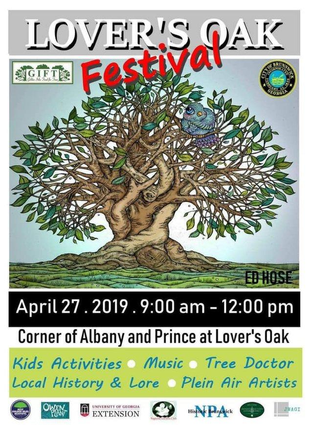 Lovers Oak Festival