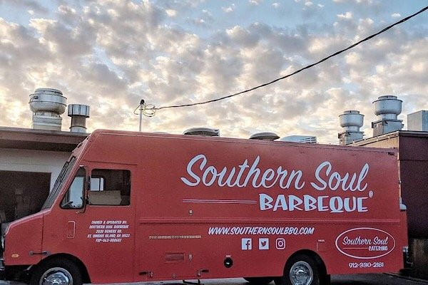 Southern Soul Barbeque Truck