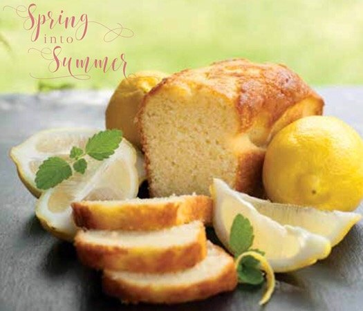 Spring into Summer Recipes