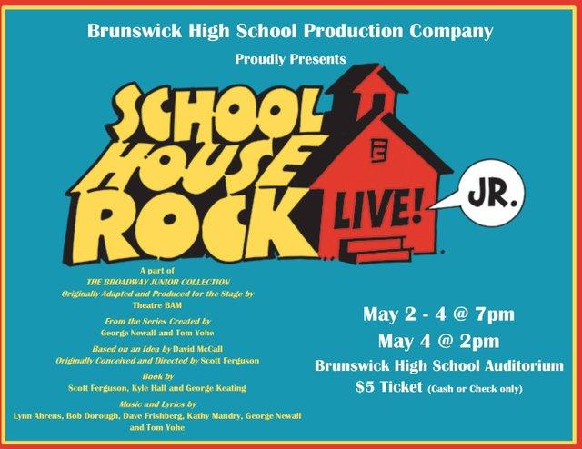 Schoolhouse Rock Live Jr