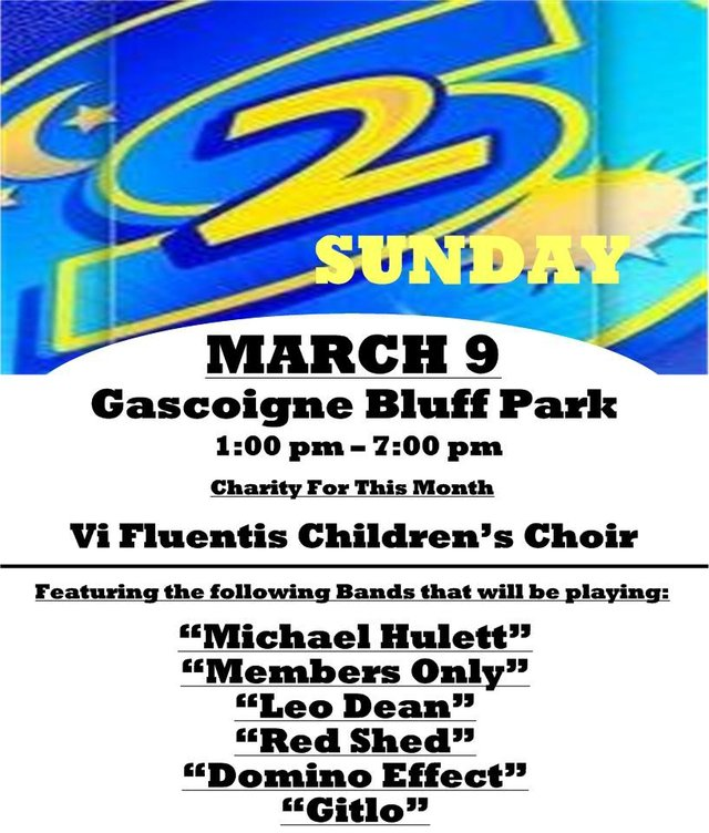 March 2nd Sunday