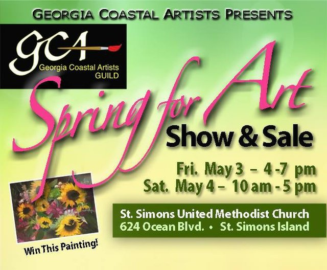 GCA Spring for Art Show 2019