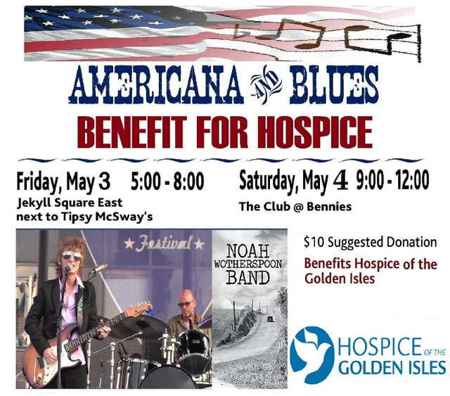9th annual Americana and Blues Benefit for Hospice