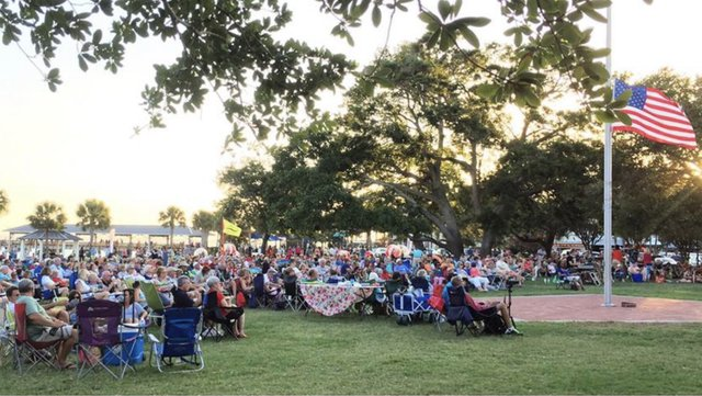 Sounds by the Sea concert series