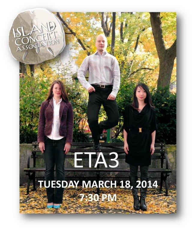 ETA3 Concert