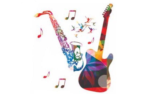 Summer Music Art