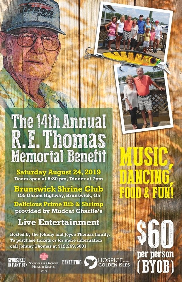 14th Annual%E Thomas Memorial Benefit