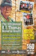 14th Annual%E Thomas Memorial Benefit