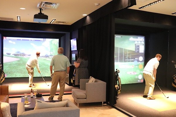 TopGolf Swing Suite at The Inn at Sea Island 01