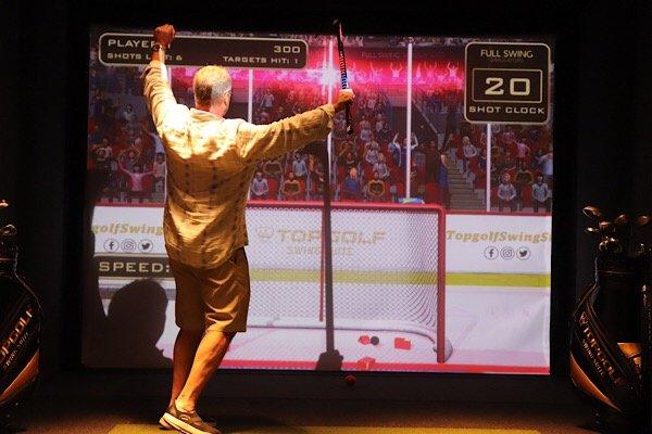 TopGold Swing Suite hockey
