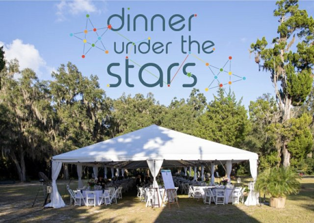 Morningstar Dinner Under the Stars 2019