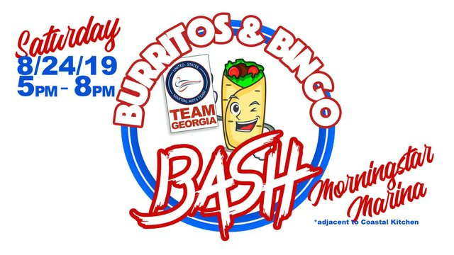 Burritos and Bingo Bash