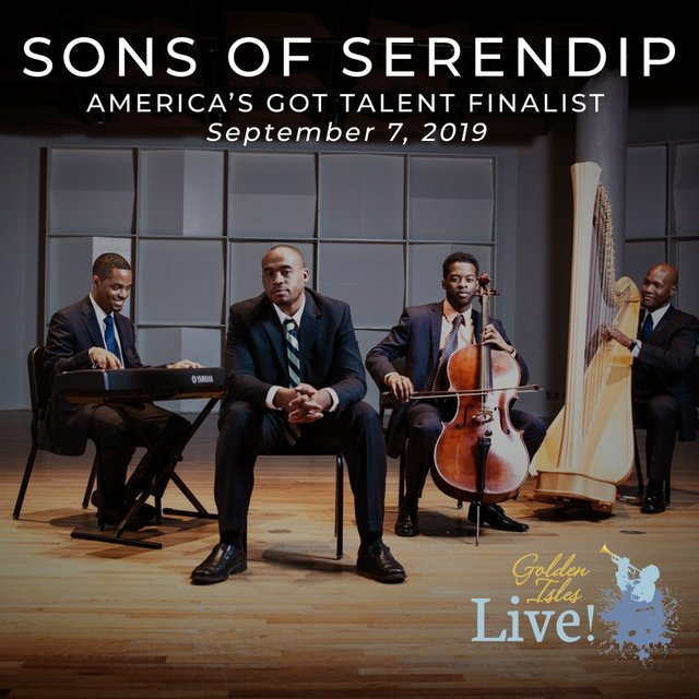 Sons of Serendip Golden Isles Live