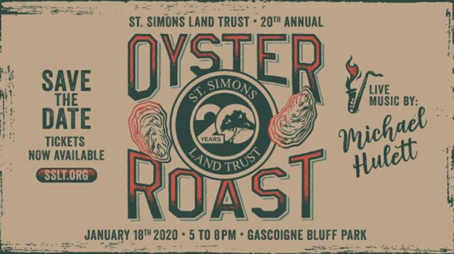 SSLT Oyster Roast 2019