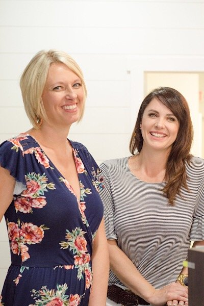 Dr. Jennifer Heller and Nurse Practitioner Jenny Sharpe