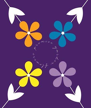 ALZ flowers
