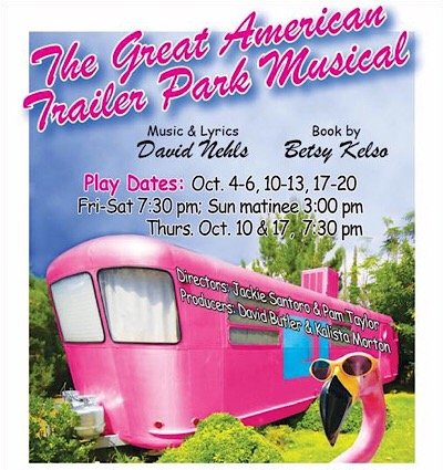 Island Players Great American Trailer Park Musical poster