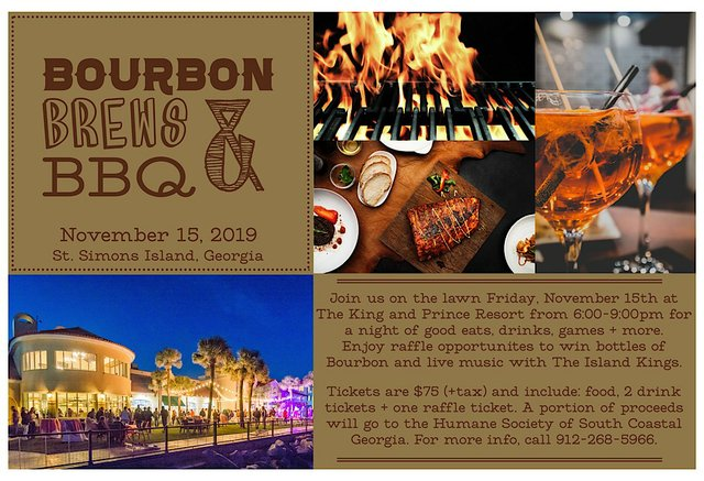 Bourbon Brews and BBQ