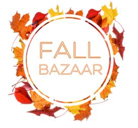 Fall bazaar