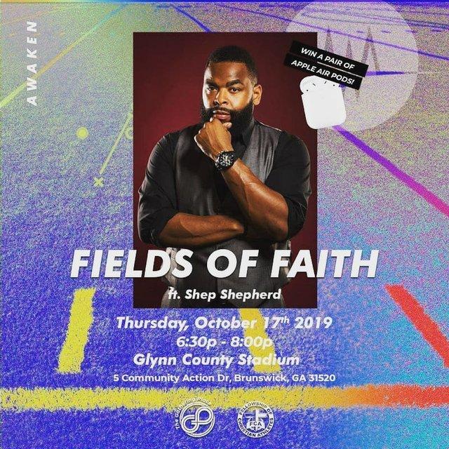 Fields of Faith 2019