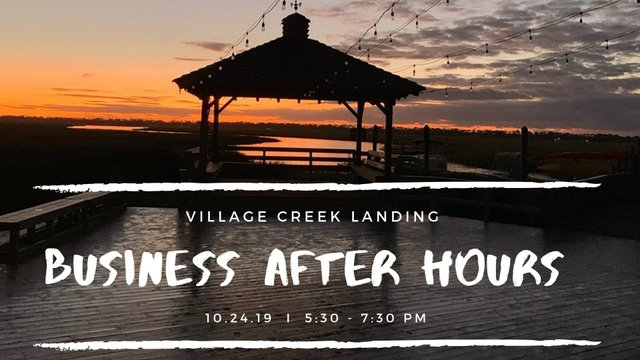 Oct2019 Biz After Hours