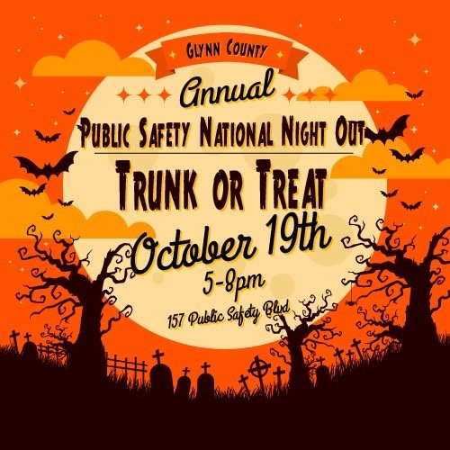 Public Safety Trunk or Treat Oct19