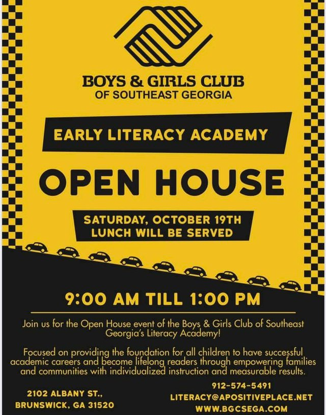Early Literacy Academy Open House